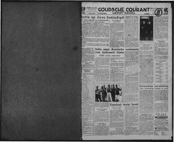Goudsche Courant 1949-01-03