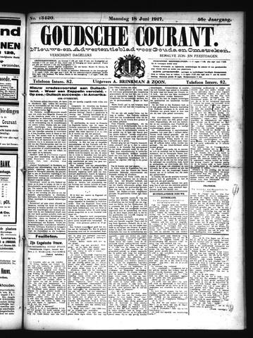 Goudsche Courant 1917-06-18