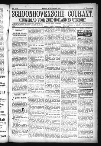 Schoonhovensche Courant 1926-11-05