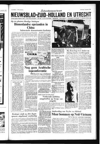 Schoonhovensche Courant 1967-08-07