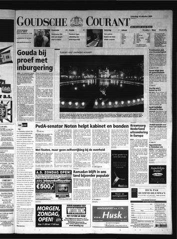 Goudsche Courant 2004-10-16