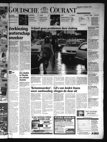 Goudsche Courant 2004-09-27