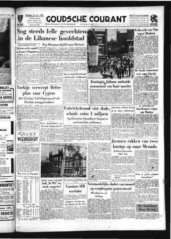 Goudsche Courant 1958-06-16