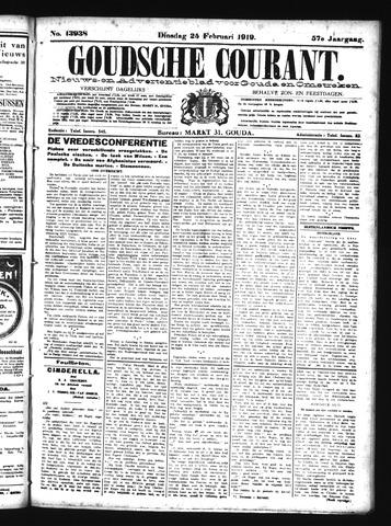 Goudsche Courant 1919-02-25