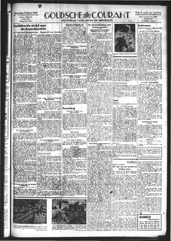 Goudsche Courant 1944-03-08