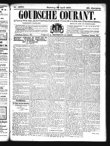 Goudsche Courant 1917-04-30