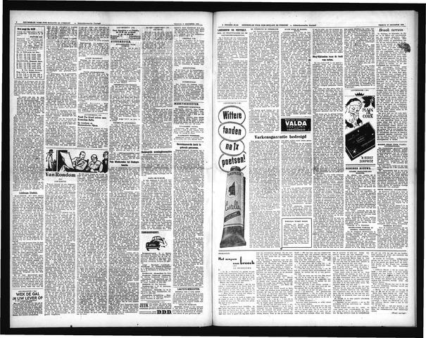 Schoonhovensche Courant 1952-12-19