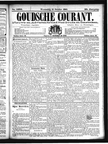Goudsche Courant 1911-10-11