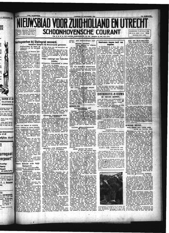 Schoonhovensche Courant 1942-09-11