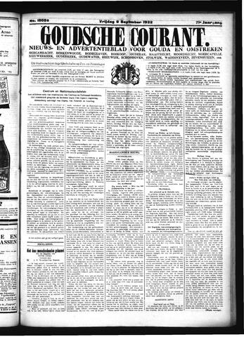 Goudsche Courant 1932-09-09