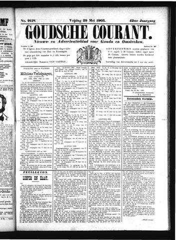 Goudsche Courant 1903-05-29