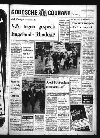 Goudsche Courant 1970-11-19