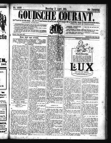 Goudsche Courant 1921-04-11