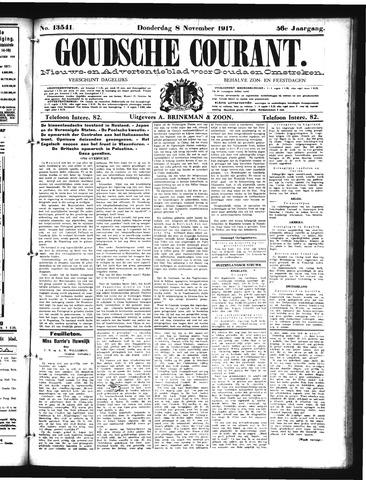 Goudsche Courant 1917-11-08