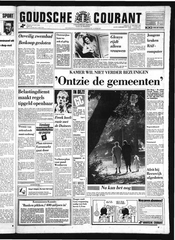 Goudsche Courant 1985-10-22
