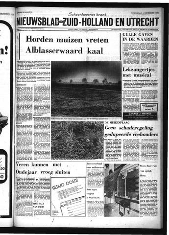 Schoonhovensche Courant 1974-12-04