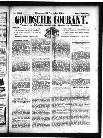 Goudsche Courant 1899-11-22