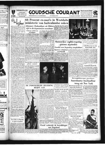 Goudsche Courant 1952-10-23