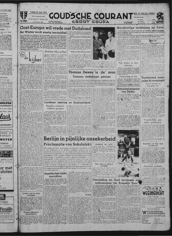 Goudsche Courant 1948-06-25