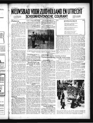 Schoonhovensche Courant 1949-06-03