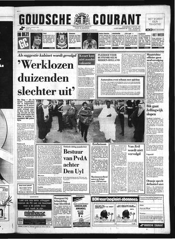 Goudsche Courant 1986-01-09