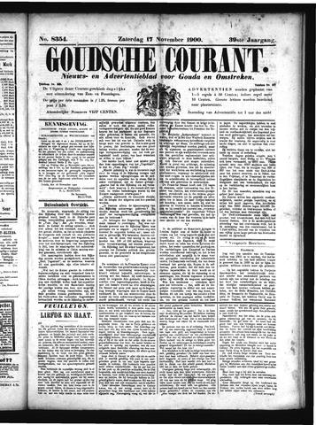 Goudsche Courant 1900-11-17