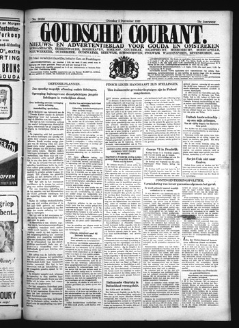 Goudsche Courant 1939-12-05