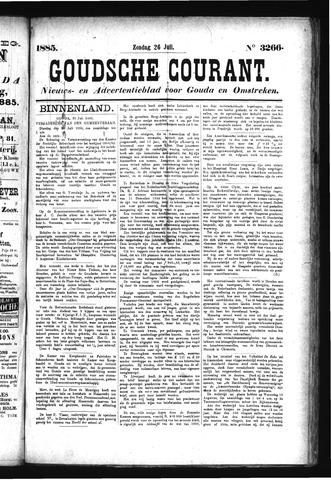 Goudsche Courant 1885-07-26