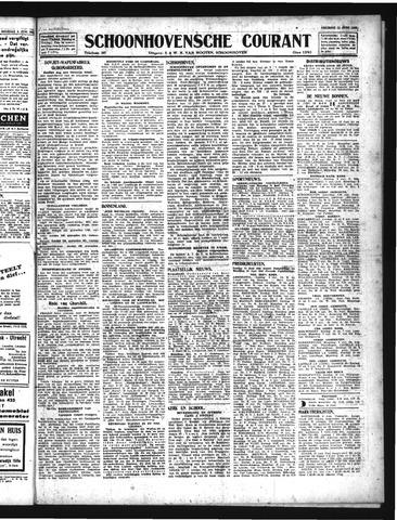 Schoonhovensche Courant 1943-06-11