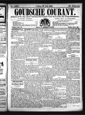 Goudsche Courant 1912-07-26