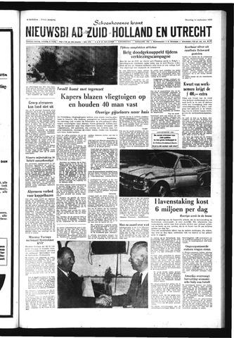 Schoonhovensche Courant 1970-09-14