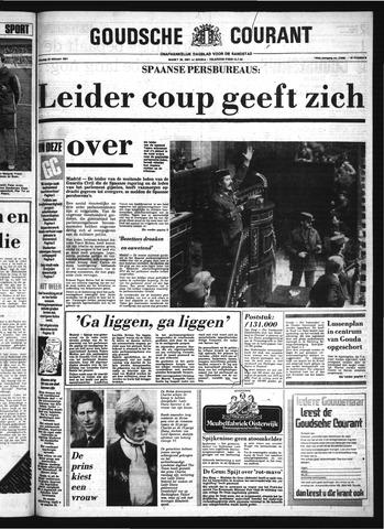 Goudsche Courant 1981-02-24