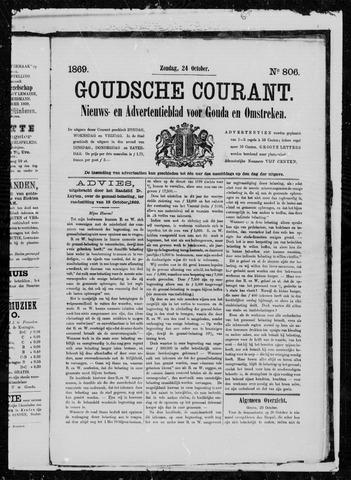 Goudsche Courant 1869-10-24