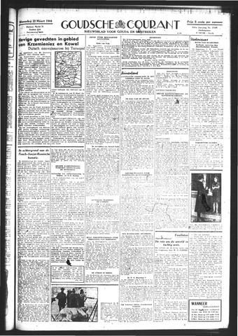 Goudsche Courant 1944-03-22