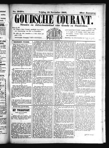 Goudsche Courant 1907-11-15