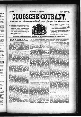 Goudsche Courant 1888-11-07