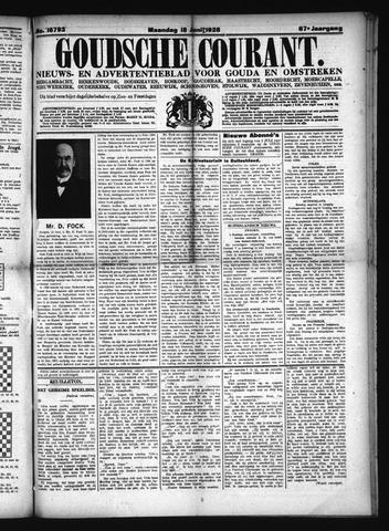 Goudsche Courant 1928-06-18