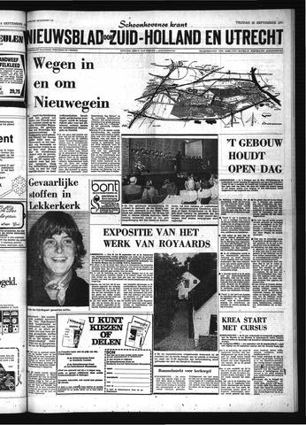 Schoonhovensche Courant 1974-09-20