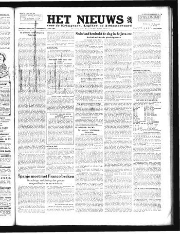 Schoonhovensche Courant 1946-03-01