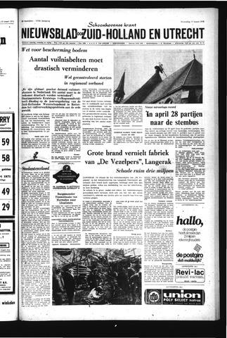 Schoonhovensche Courant 1971-03-17