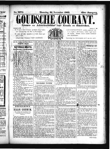 Goudsche Courant 1903-11-30