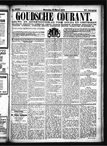 Goudsche Courant 1925-03-16