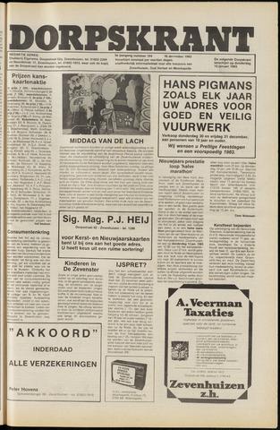 Dorpskrant 1982-12-16