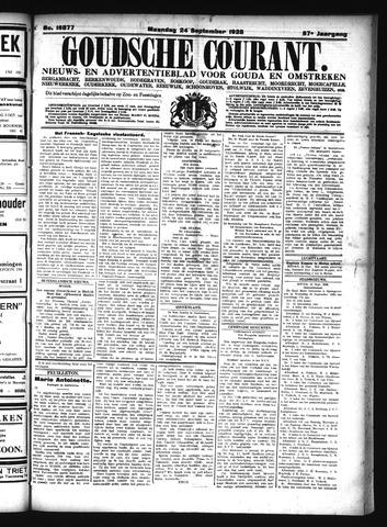 Goudsche Courant 1928-09-24