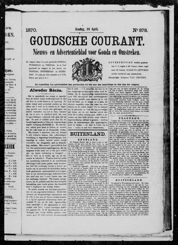 Goudsche Courant 1870-04-10