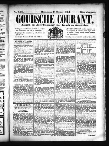Goudsche Courant 1894-10-18