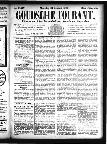 Goudsche Courant 1908-01-27