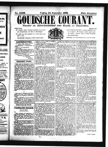 Goudsche Courant 1909-09-24