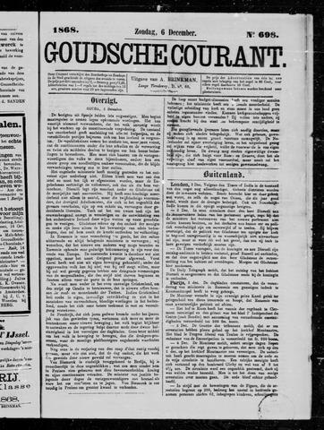 Goudsche Courant 1868-12-06