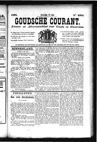 Goudsche Courant 1891-07-18